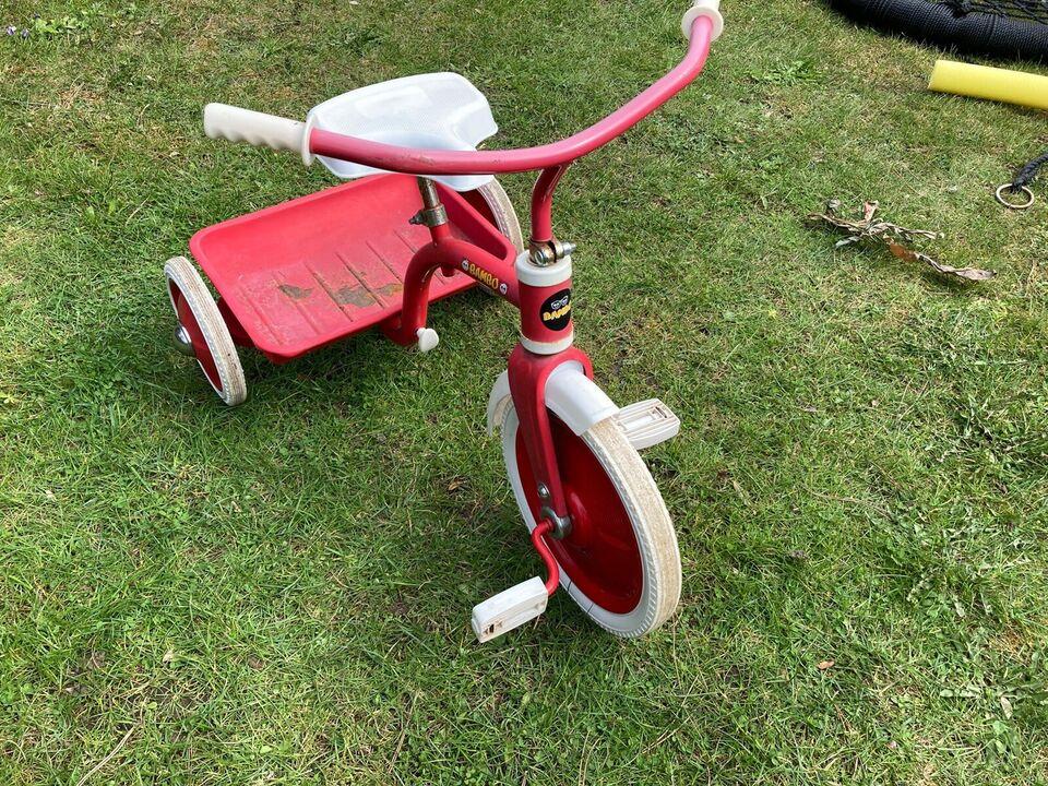 Unisex børnecykel, trehjulet, Kildemoes