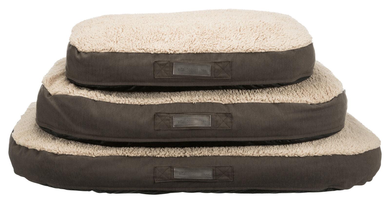 Trixie Vital Kissen Bendson Hunde Hundekissen waschbar Bett Bezug rutschfest