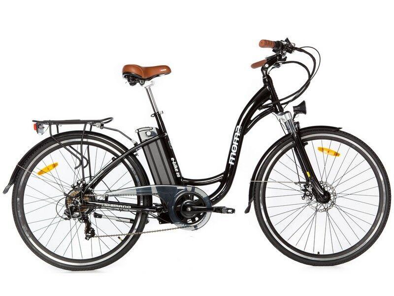 """Bicicleta Eléctrica Paseo SHIMANO SHIMANO SHIMANO RUEDA 28"""" ALUMINIO Batería ION-LITIO 36V 16Ah  salida de fábrica"""