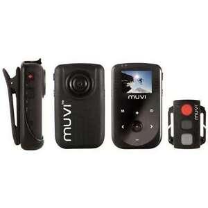Veho-Muvi-HD-Pro-Mini-Camera-1080p-Police-Body-Go-Cam-LCD-HDMI-Wireless-Remote