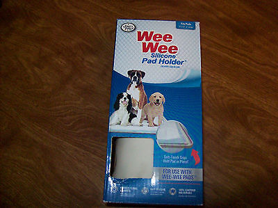 Four Paws WeeWee Silicone Pad Holder for Puppy