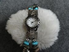 Ladies Quartz Watch with a Pretty Band - Japan Movement
