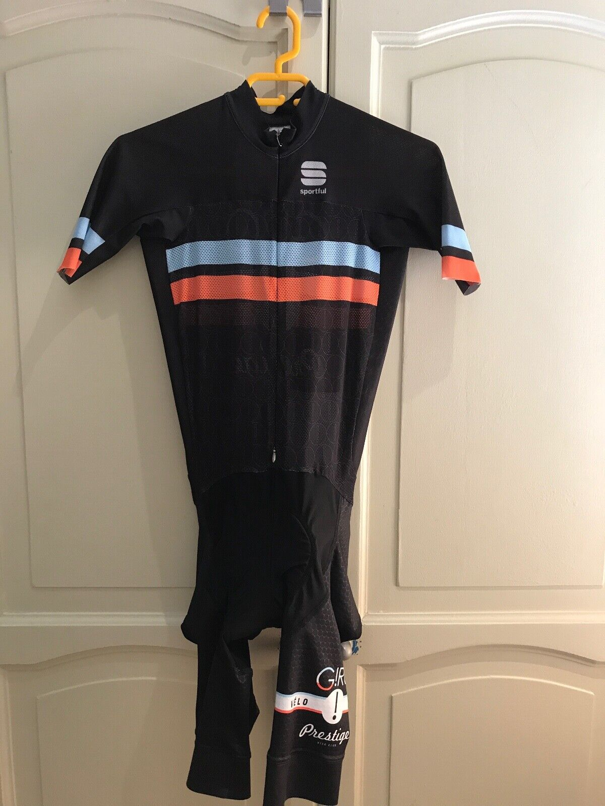Men's Sportful Skin Suit    Road Suit - size small  first-class service