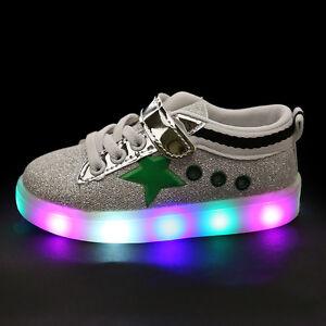 Scarpe bambino luci spiderman  led  kids shoes lights bimbo
