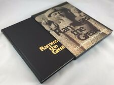 Ramesses the Great An Exhibition Memphis Brooks Museum of Art In Slipcase