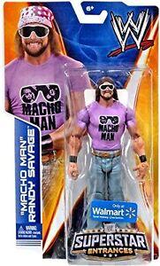 a1afe479 MACHO MAN RANDY SAVAGE FIGURE WWE SUPERSTAR ENTRANCES TSHIRT WALMART ...