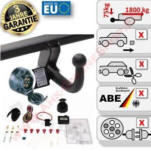 Anhängerkupplung abnehmbar für VW T-Roc NEU inkl Elektrosatz Set kpl EBA
