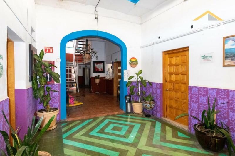 Hotel  VENTA en el centro de  Querétaro.