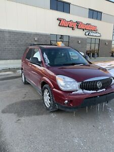 2006 Buick Rendezvous! Great shape! Drives great! Super cheap!