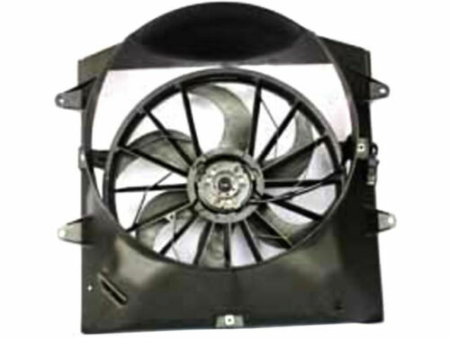 For 2004 Jeep Grand Cherokee Radiator Fan Assembly TYC 28219VT 4.0L 6 Cyl