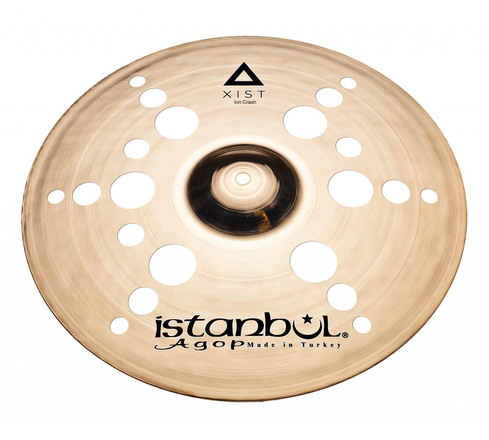 Istanbul 16  XIST ION  Crash Cymbal IXIONC16