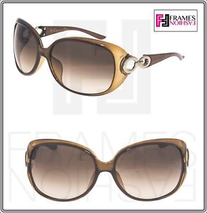 f2abc023bf7 Image is loading CHRISTIAN-DIOR-LADY-1F-Translucent-Brown-Gradient-Wrap-