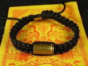 Buddha-BULLET-SAI-SIN-BRACELET-blessed-Buddhist-Monk-for-PROTECTION-PHA-YANT