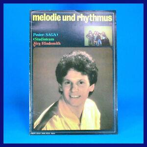 DDR-Melodia-y-Rhythmus-1-1984-Karel-Dios-Saga-Spandau-Ballet-Studioteam