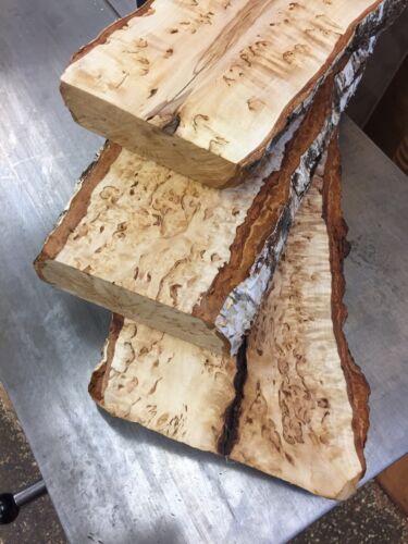 Drechselholz Edelholz 1kg Karelische Maserbirke Bohlenabschnitt Messergriff