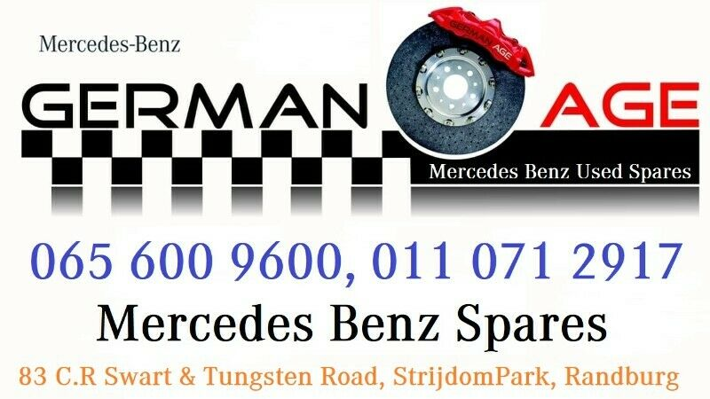 Mercedes Benz new and used spares for sale at GermanAge Mercedes 0656009600