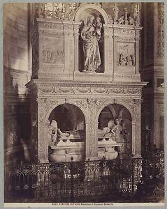 Pavie-Pavia-Italie-Italia-Photo-Alinari-Vintage-albumine-c-1880