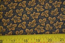 Cream Green Rust Quilting Thimbleberries//Autumn Traditions//2007 N951 By 1//2 Yd