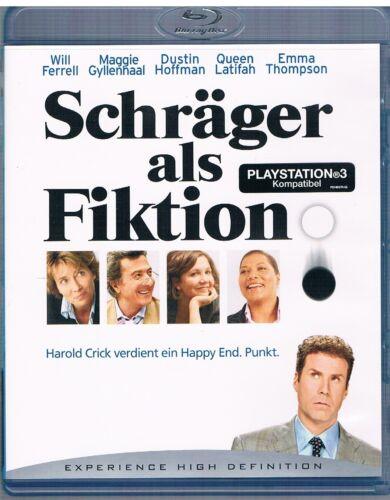 1 von 1 - Schräger als Fiktion - Will Ferrell, Maggie Gyllenhaal, Dustin Hoffman - Blu Ray