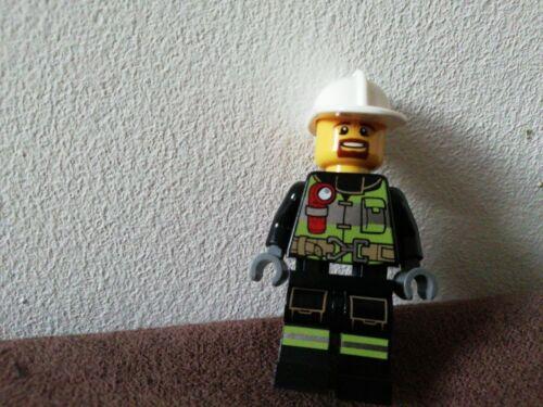 Lego City Fireman mini figure FREE POST