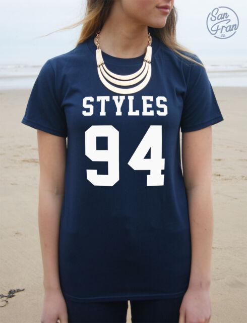 * STYLES 94 T-shirt 1D ONE DIRECTION PAYNE MALIK HORAN 93 TOMLINSON 91 Dates *