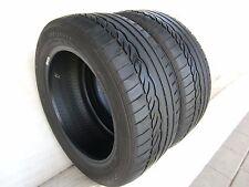 2x Sommerreifen Reifen Dunlop SPSport 01 195/55 R15 85H DOT 3812 1x 4,5mm 1x 5mm