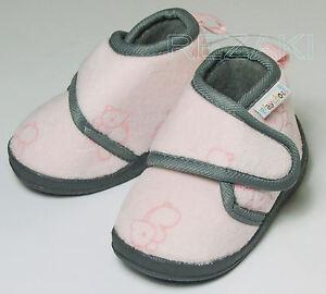 Hausschuhe Puschen Pantoffel - BÄR Playshoes 22 23 rosa Playshoes Schuhe