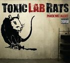 Pandemic Alert [PA] [Digipak] by Toxic Lab Rats (CD, Sep-2012, Spectra Records)