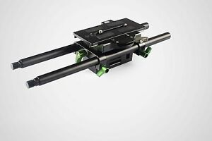 Lanparte-BasePlate-Height-Adjustable-Quick-Release-for-DSLR-Video-Camera-Support
