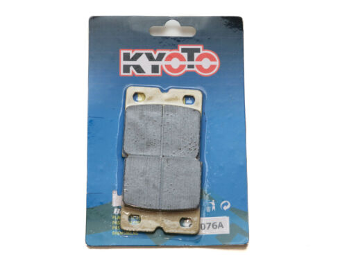 Kyoto Brake Pads Front /& Rear For Ducati 906 Paso 1988-1989