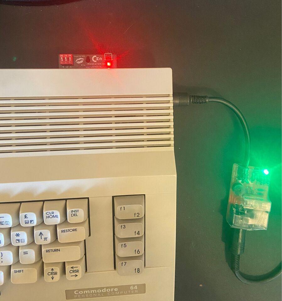 8IN1 Diagnostic & Programs Cartridge , Commodore 64
