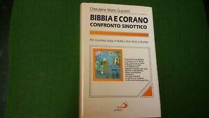 C.M.Guzzetti,Bibbia e Corano, confronto sinottico.S.Paolo,1995, 1gn2021