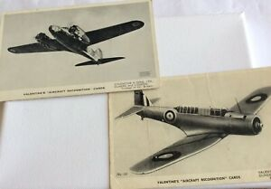 Valentines-Aircraft-Recognition-Cards
