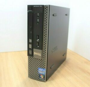 Dell-790-Windows-10-USFF-Desktop-PC-Intel-Core-i5-2nd-Gen-2-5-4GB-320GB-HDD-WiFi