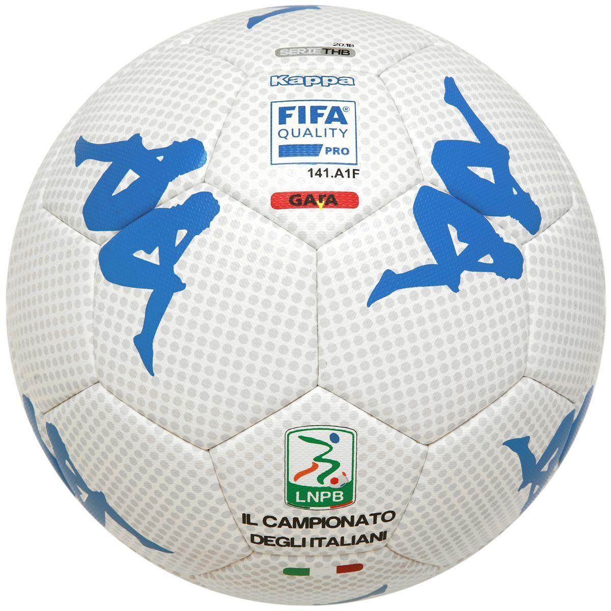 Kappa Ptuttione SERIE 20.1B THB FA LNPB Uomo Donna Calcio sport LNB 32 pannelli