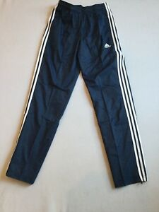 Details about Adidas Mens ESS 3S Pant WVN Navy Blue Size M CD7078