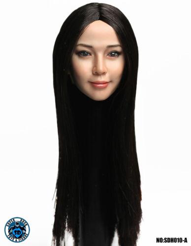 1//6 Scale Asian Beauty PHICEN SUPERDUCK Female Seamless Figure Set L Bust USA