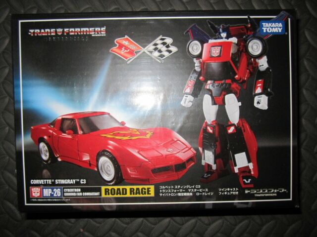 Transformers MP26 Masterpiece Road Rage in Stock Takara Tomy Gifts toys mp-26