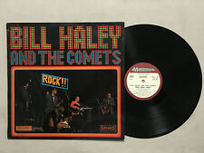 BILL HALEY AND THE COMETS ROCK ROCK ROCK FRENCH RELEASE LP
