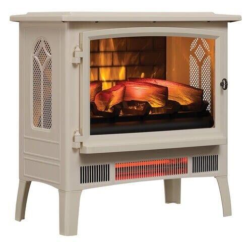 Duraflame 5010 3d Bronze Infrared Freestanding Stove For Sale Online Ebay