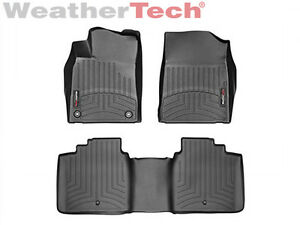 2016 toyota camry all weather mats. Black Bedroom Furniture Sets. Home Design Ideas