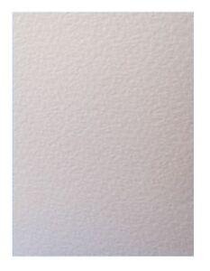 50x Zander Zeta Martello Texture Bianco A4 Filigranata Carta 100GSM