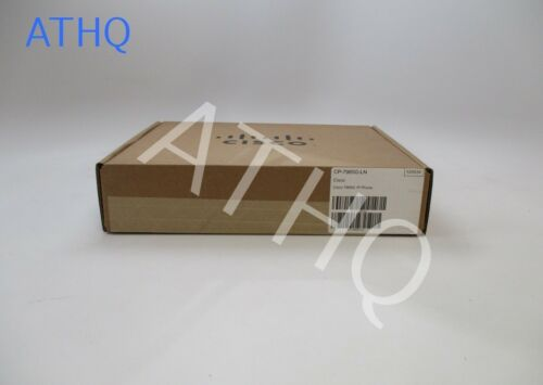 Cisco  CP-7965G Unified IP VOIP Phone 7900 Series