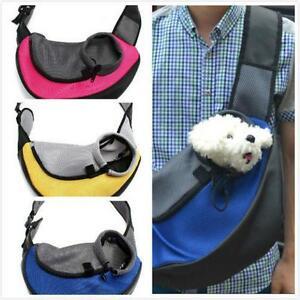 Image Is Loading Pet Carrier Dog Cat Travel Bag Soft Sided