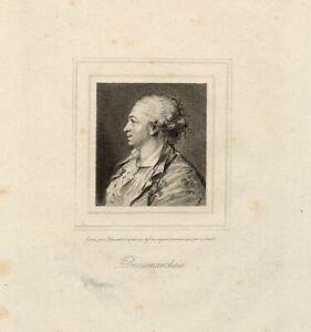 Portrait-Pierre-Augustin-Caron-de-Beaumarchais-Gravure-originale-XIXeme-siecle