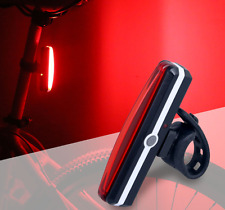 Ultra Bright USB Rechargeable Safety Bike Helmet or Backpack Light