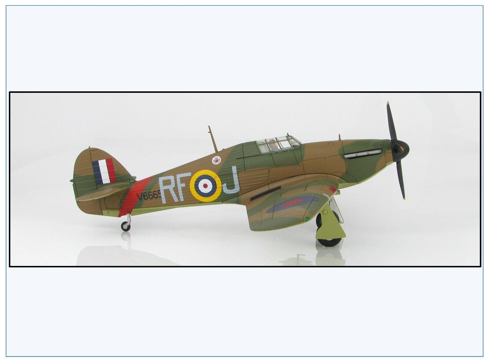 Ha8609 Hawker Hurricane RAF, 303 Polish sqn., Inglaterra 1940, hobby Master 1 48, nuevo &