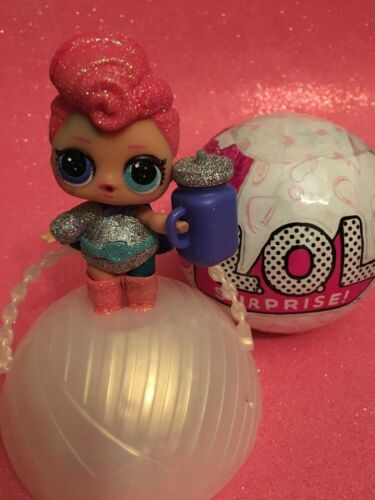 NEW Sealed LOL Surprise Doll Big Sister Pink Stardust Glitter Queen David Bowie✨