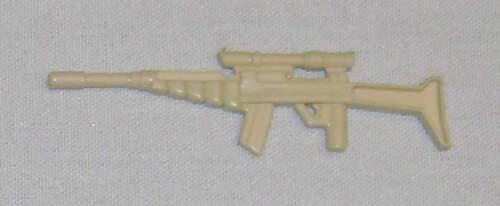 1986 Battle Gear Cobra BARONESS RIFLE gun Accessory Pack #4 GI//G.I Joe JTC AP618