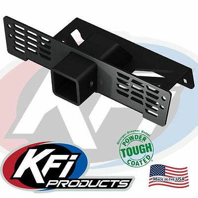 "2013-17 Polaris Full Size Ranger Front Upper 2/"" Receiver Hitch KFI 101080"